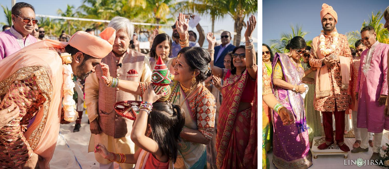 Baraat Milni Royalton Riviera Cancun Indian Wedding