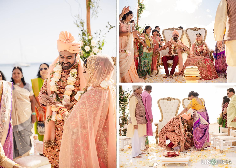 Wedding Ceremony 3 Royalton Riviera Cancun Indian Wedding
