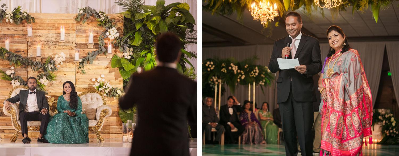 Wedding Reception 4 Royalton Riviera Cancun Indian Wedding