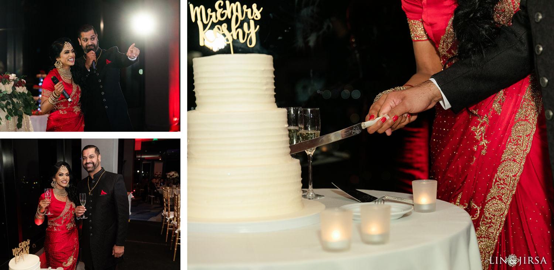 Wedding Reception 8 First Presbyterian Church of Santa Monica Marriott Marina Del Rey