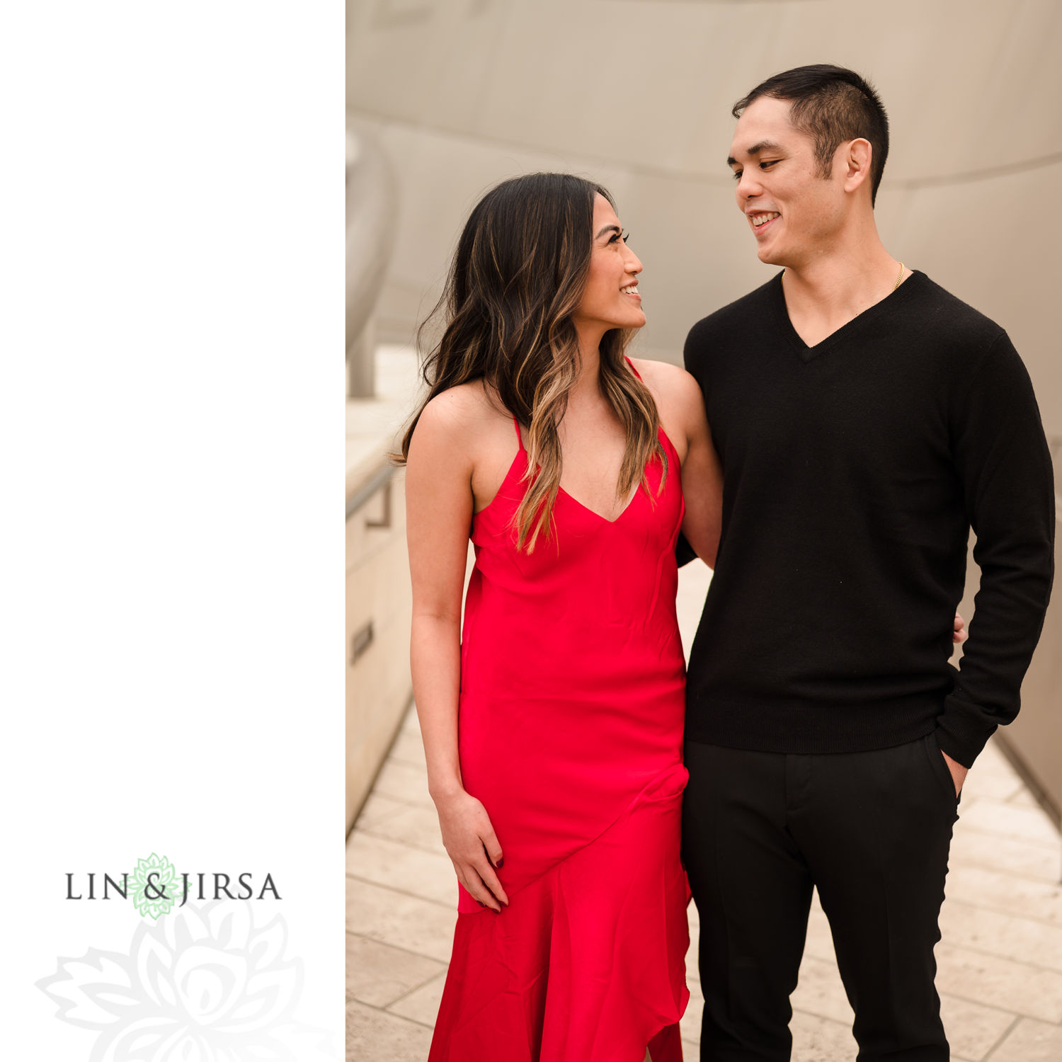 DTLA Engagement Session Walt Disney Concert Hall