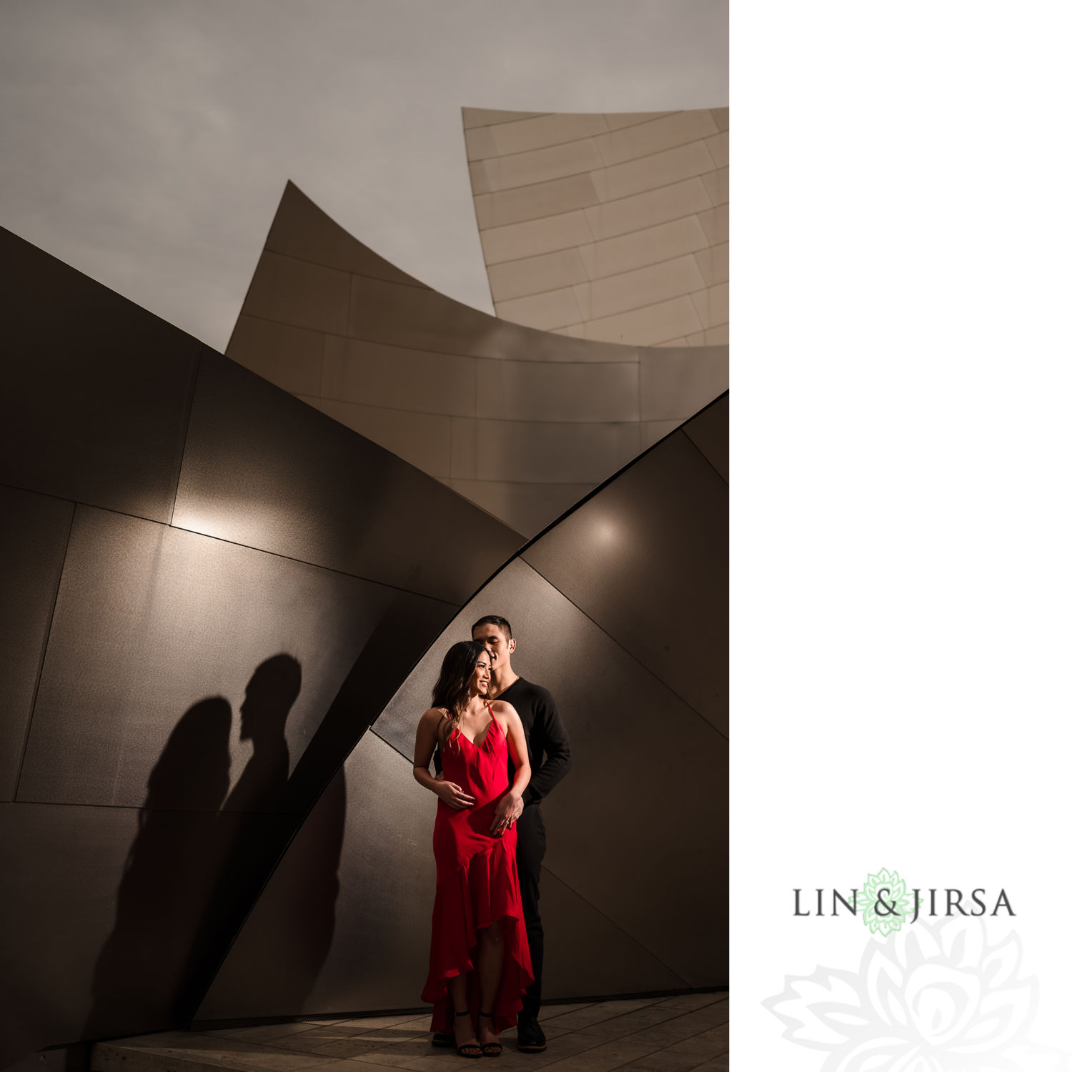 DTLA Engagement Session Walt Disney Concert Hall 5