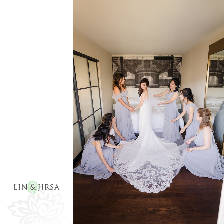 Detalhes da preparação do casamento Bowers Museum Santa Ana 3