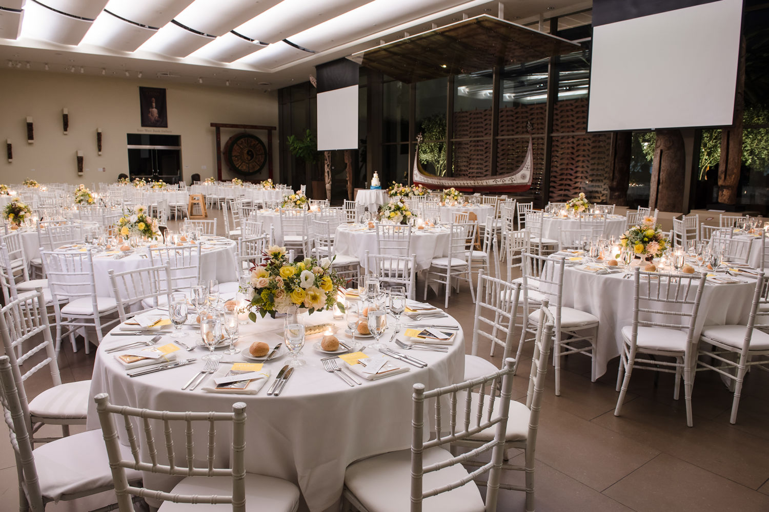 Bowers Museum Santa Ana Wedding Reception