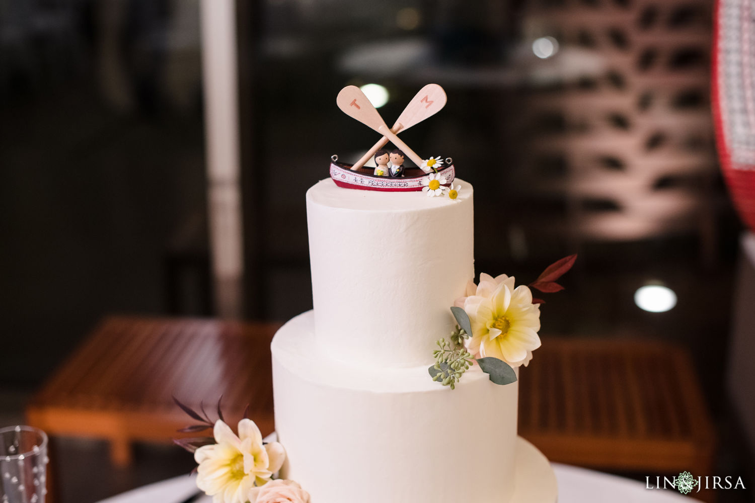 Bowers Museum Santa Ana Wedding Cake