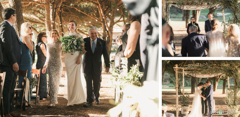 Jewish Ceremony The Ranch Laguna Beach Weddings