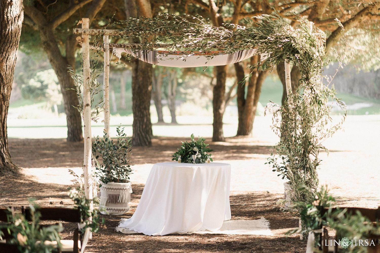 Chuppah The Ranch Laguna Beach Weddings