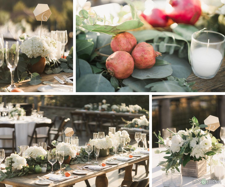 Wedding Reception Decor 02 The Ranch Laguna Beach Weddings