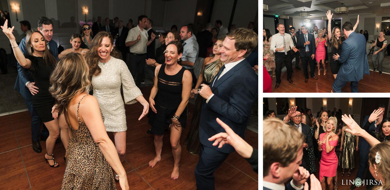 Wedding Reception The Ranch Laguna Beach Wedding Dancing