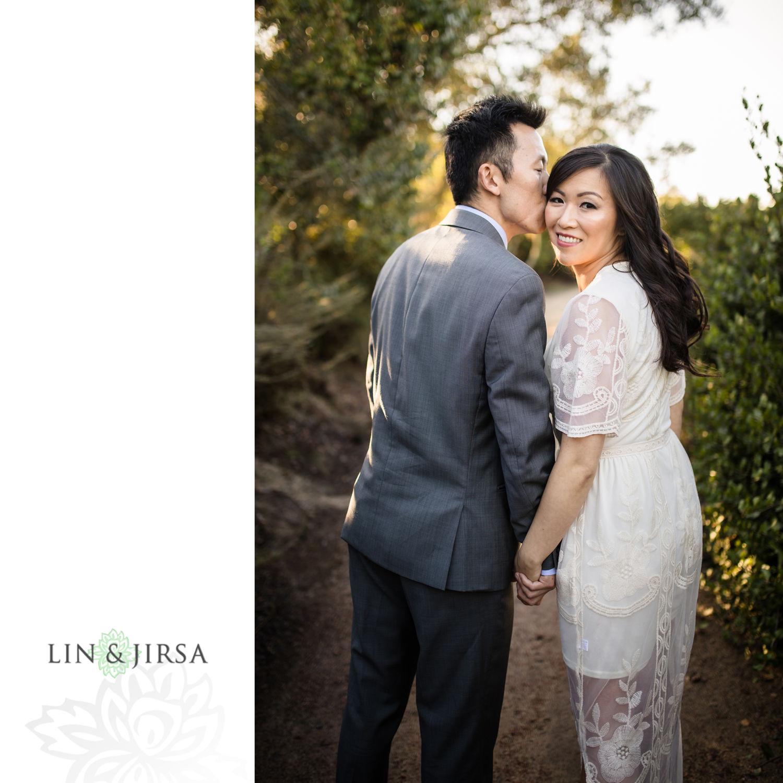 02 Top Of The World Laguna Beach Engagement