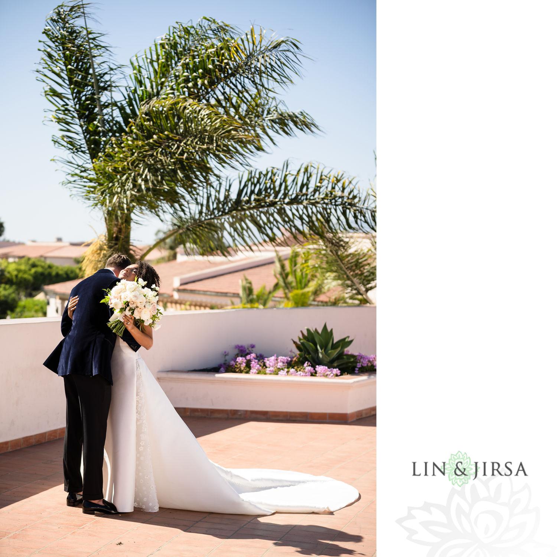 First Look 03 Hilton Santa Barbara Beachfront Resort Wedding