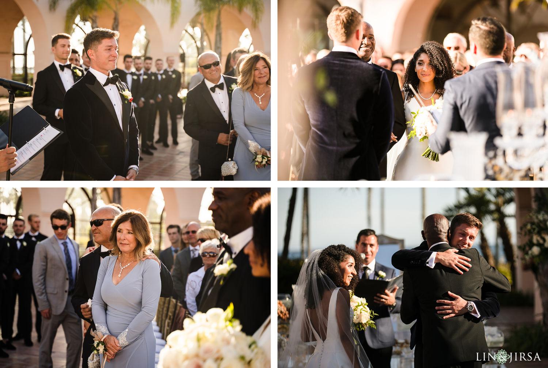 10 Wedding Ceremony Hilton Santa Barbara Beachfront Resort Wedding