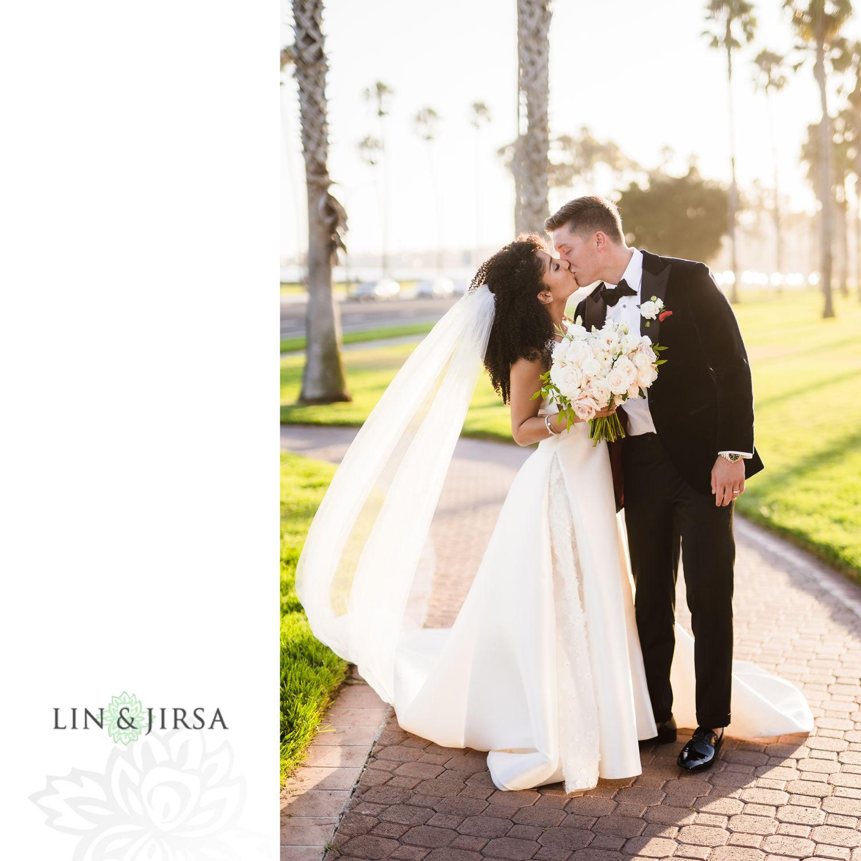 Hilton Santa Barbara Beachfront Resort Wedding