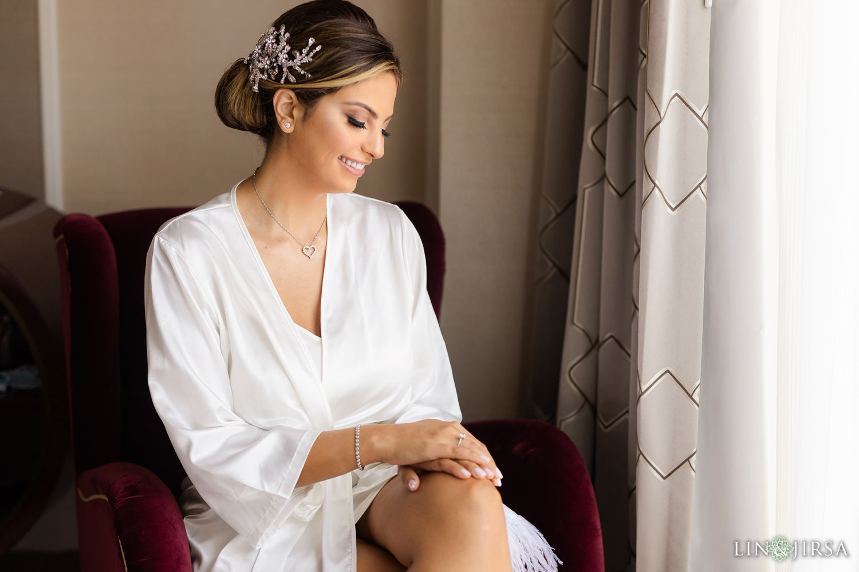 Bride Prep Beverly Hills Hotel Lebanese Wedding
