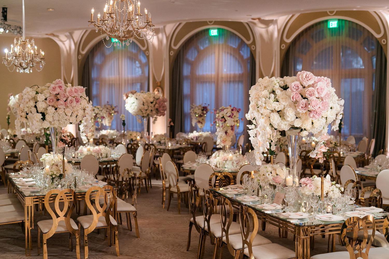 Wedding Reception Beverly Hills Hotel Lebanese Wedding 02