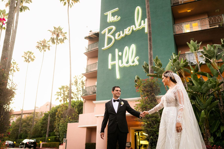 Beverly Hills Hotel Lebanese Wedding Lin and Jirsa 02