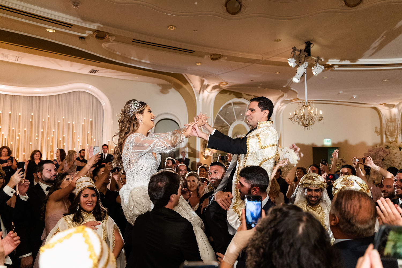 Wedding Reception Beverly Hills Hotel Lebanese Wedding 05