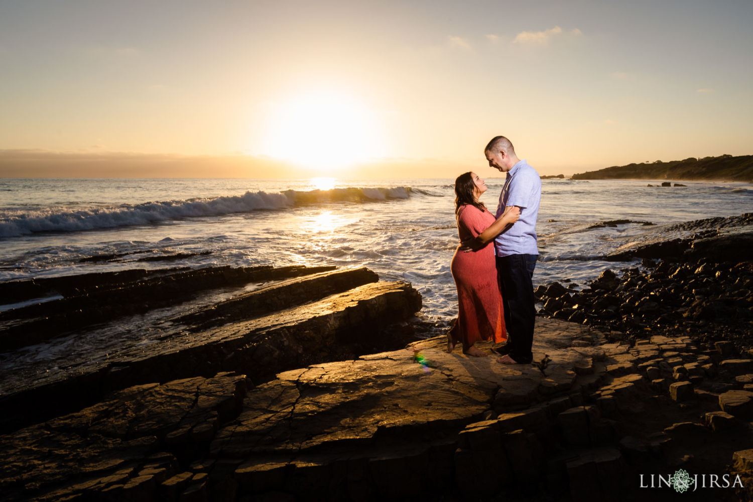 0062 AJ Crystal Cove State Park Orange County Engagement Photography
