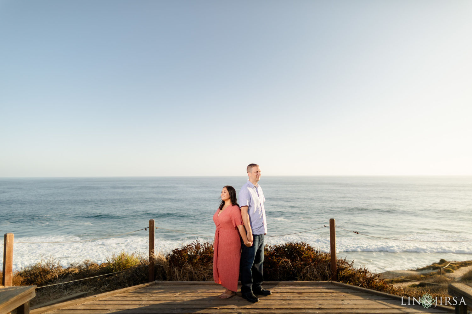 0046 AJ Crystal Cove State Park Orange County Engagement Photography