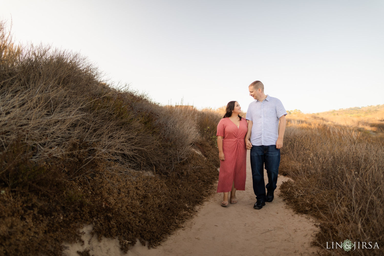 0051 AJ Crystal Cove State Park Orange County Engagement Photography