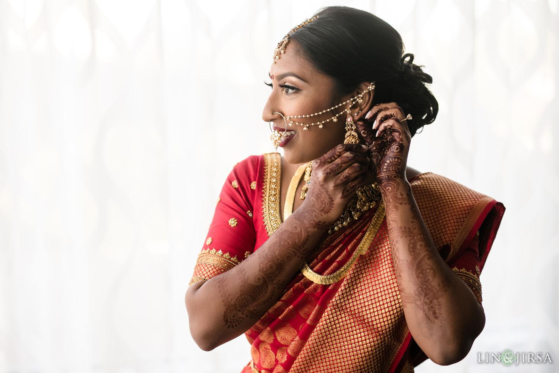Bride Prep Four Seasons Westlake Village Indian Wedding