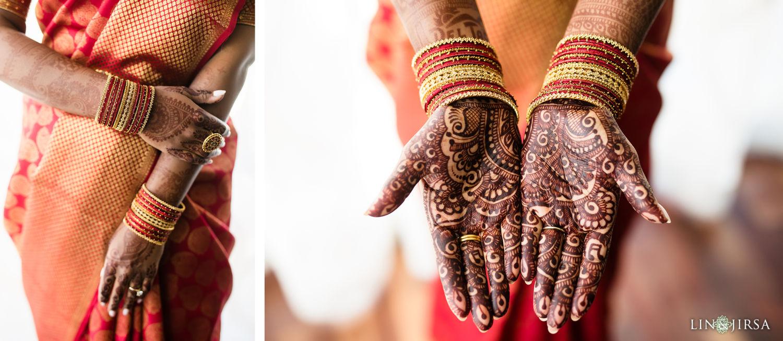 Bridal Mehndi Four Seasons Westlake Village Indian Wedding
