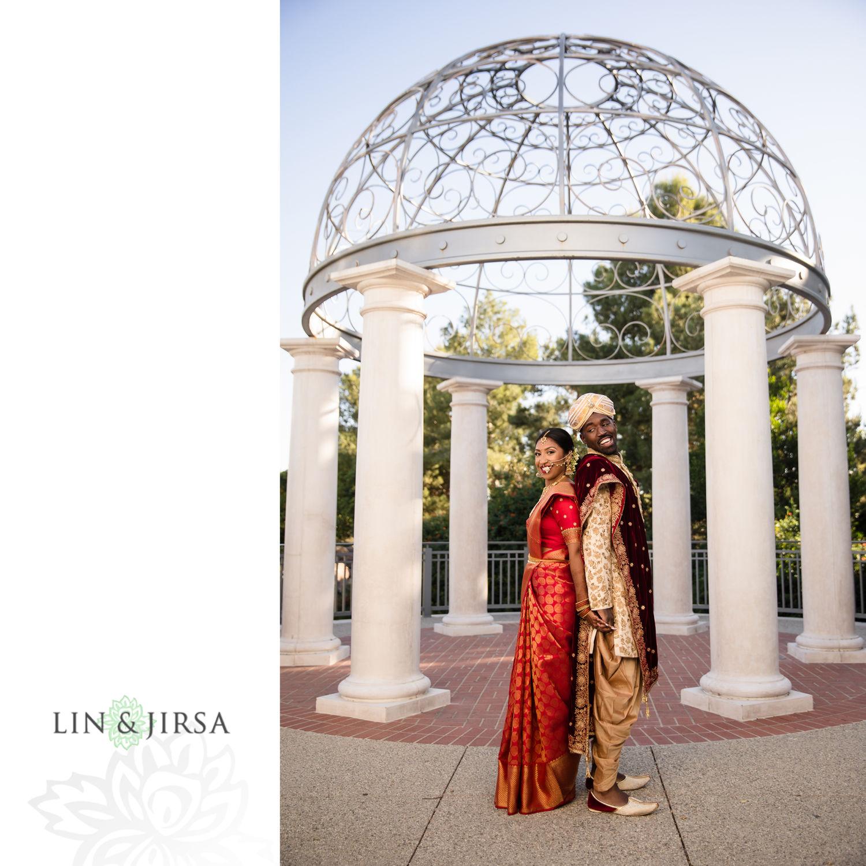 Couple Session Four Seasons Westlake Village Indian Wedding