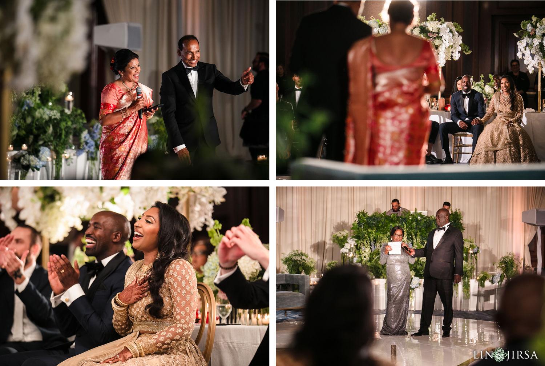 Speeches Four Seasons Westlake Village Indian Wedding