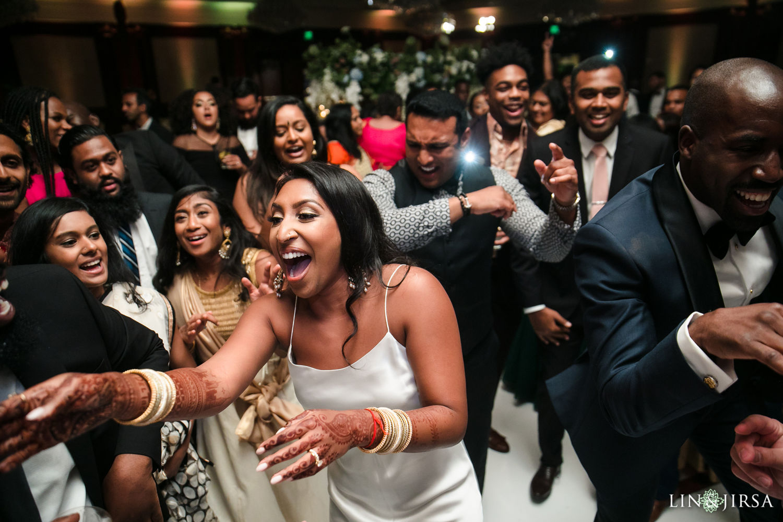 Dancing Four Seasons Westlake Village Indian Wedding