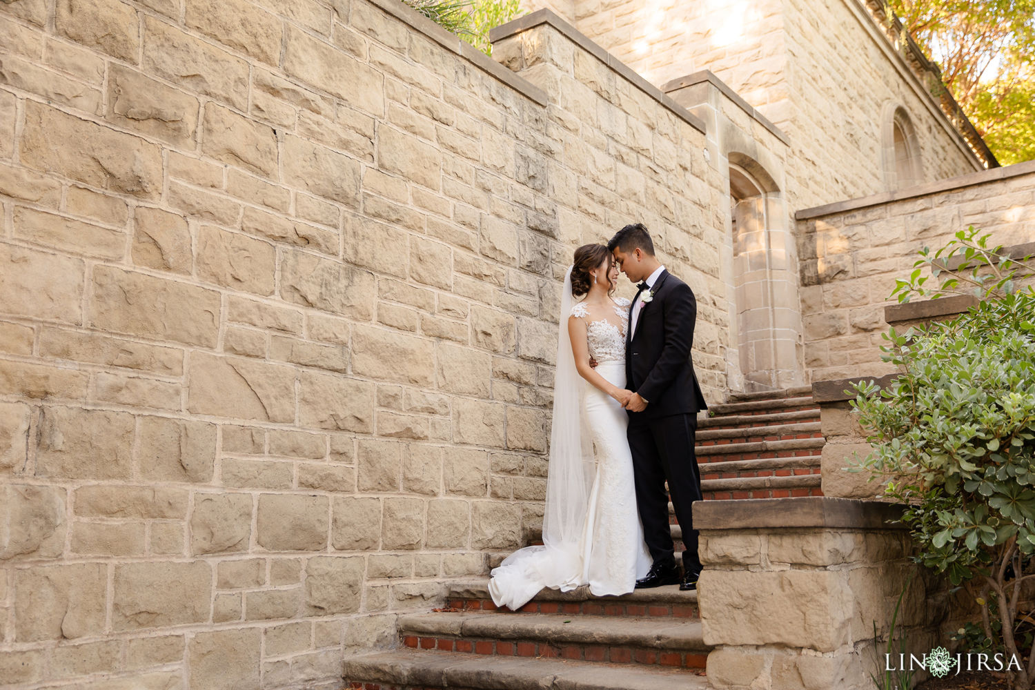 Greystone Mansion Wedding Beverly Hills Couple Session Reception