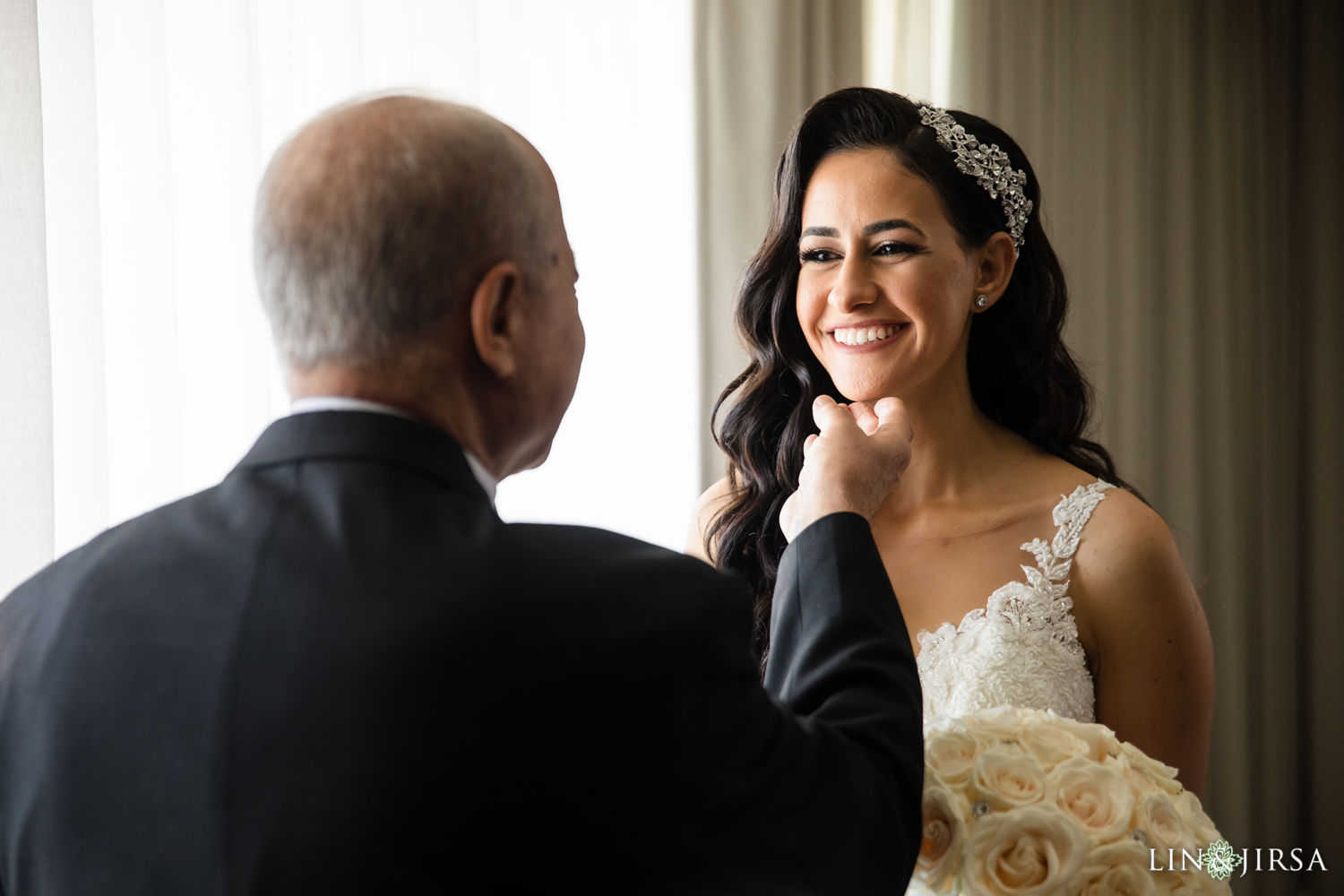 Bride Portraits St Mark Coptic Orthodox Church Wedding