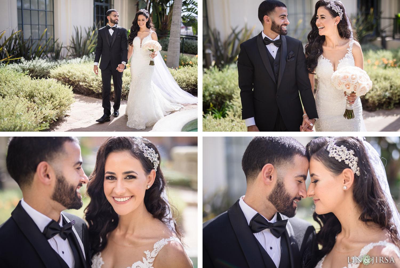Primeiras impressões 04 Casamento na Igreja Ortodoxa Copta de São Marcos no Tribunal de Beverly Hills