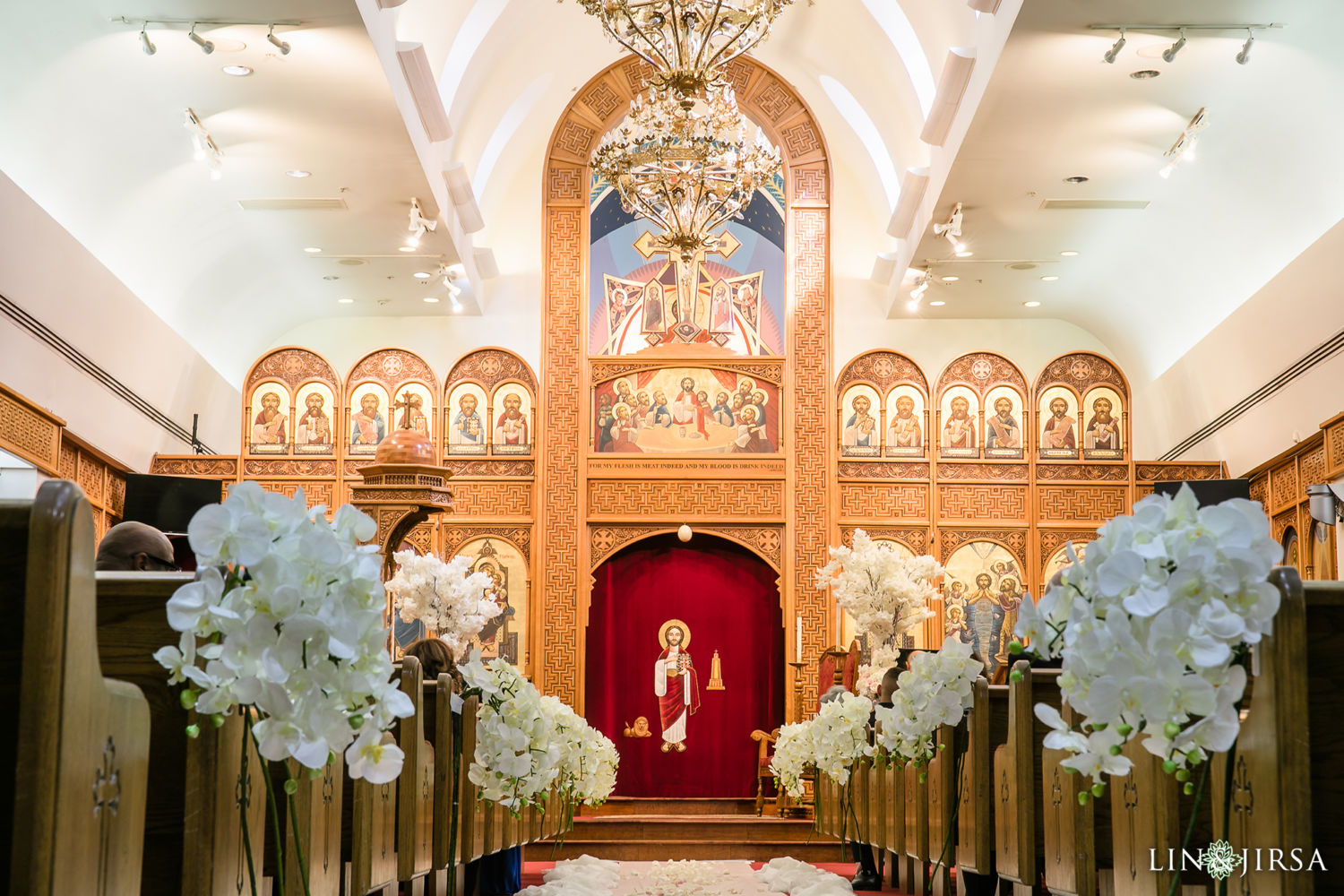 St Mark Coptic Orthodox Church Wedding 02
