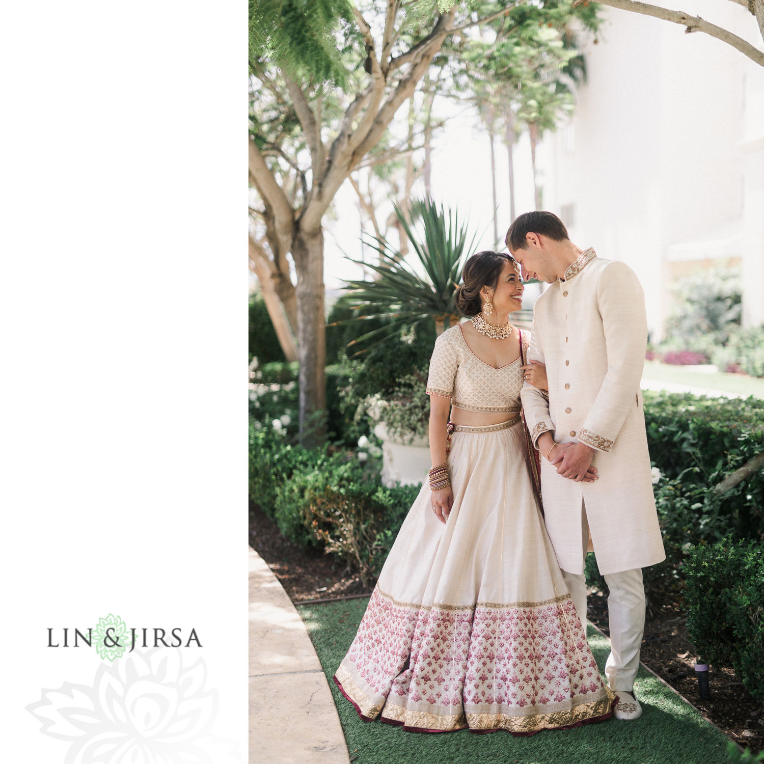 First Look 05 Monarch Beach Resort Filmic Indian Wedding Ceremony