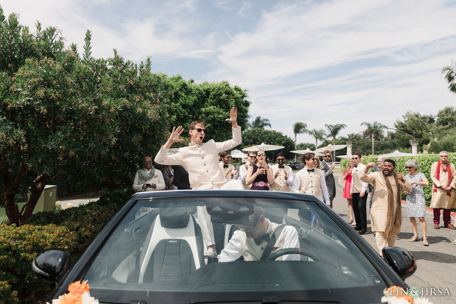 Baraat Monarch Beach Resort Filmic Indian Wedding Ceremony