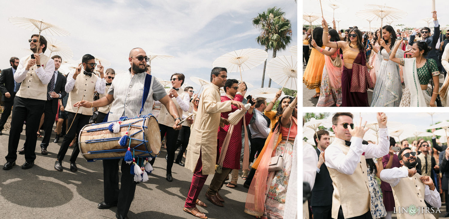 Baraat 2 Monarch Beach Resort Filmic Indian Wedding Ceremony