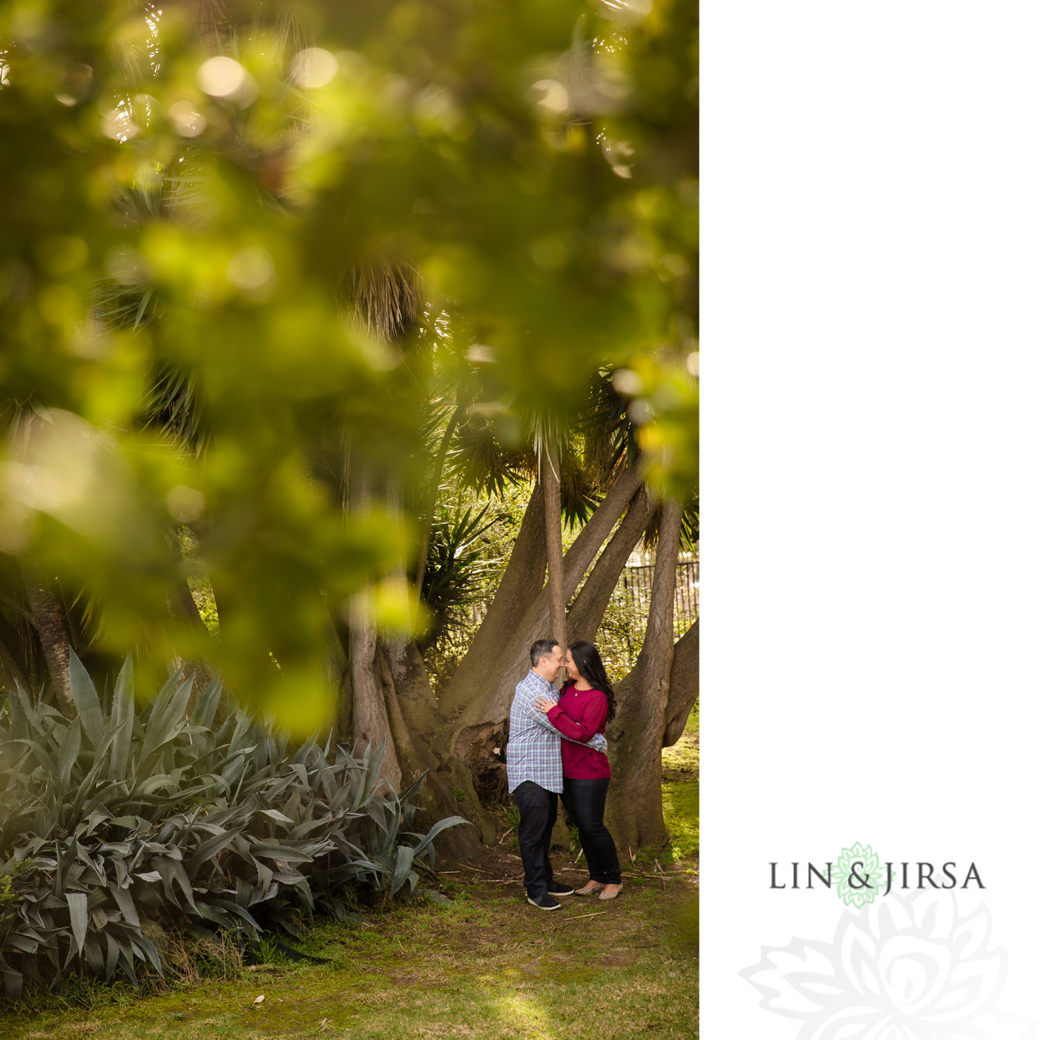 Shipley Nature Center Huntington Beach Engagement Session 01