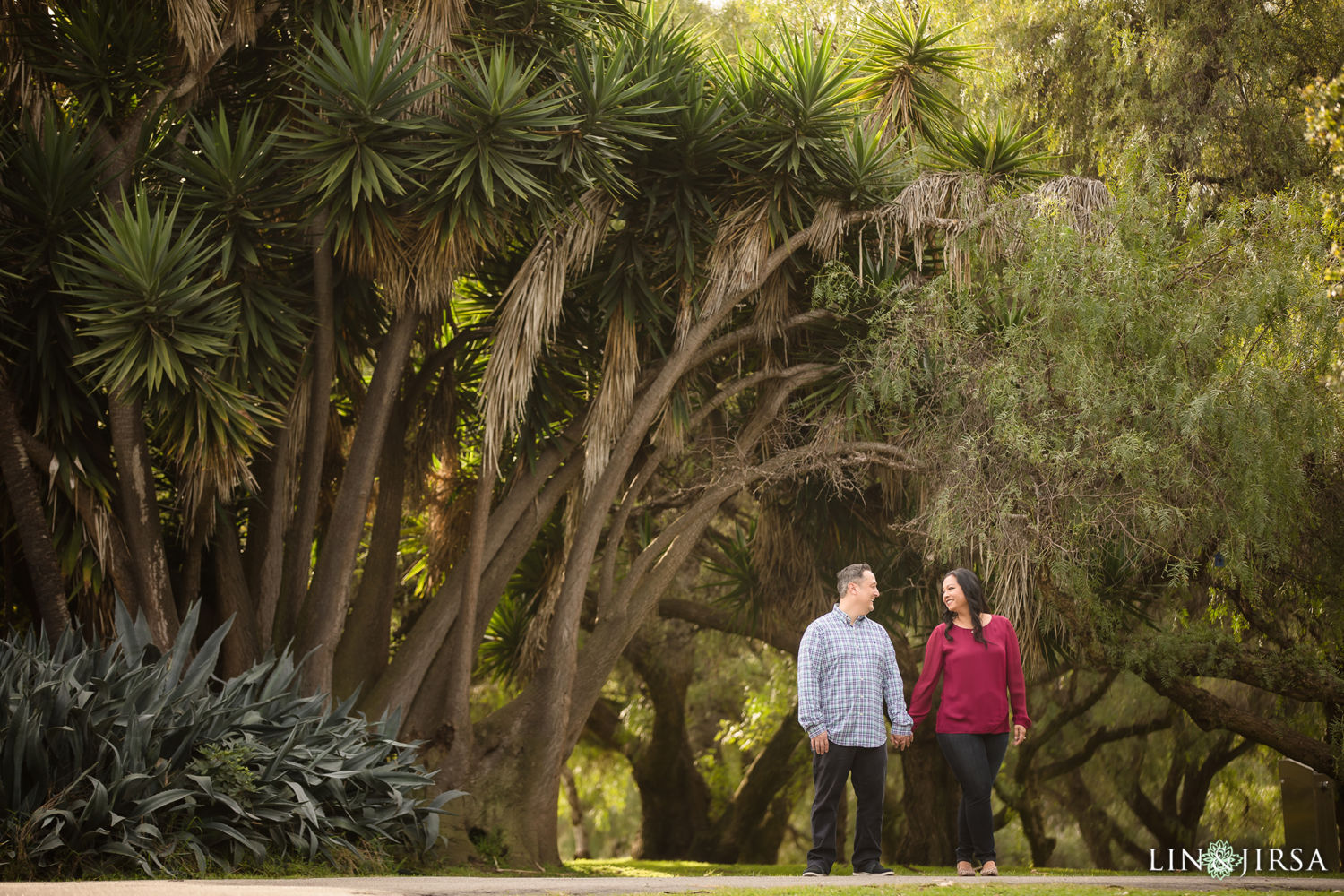 Shipley Nature Center Huntington Beach Engagement Session 02