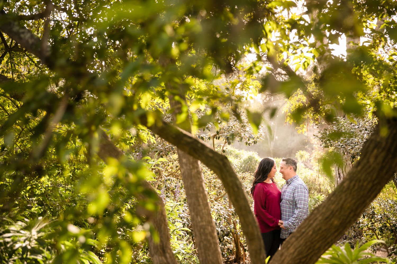 Shipley Nature Center Huntington Beach Engagement Session 04