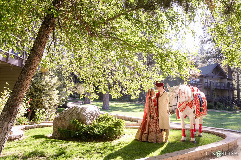 First Look 05 Hyatt Regency Lake Tahoe Resort Fusion Wedding