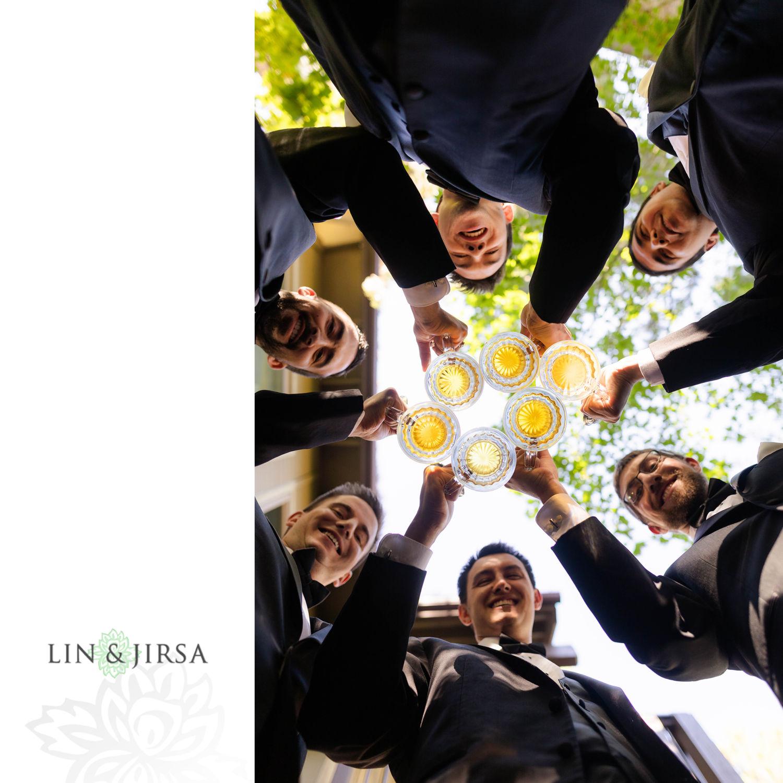 GROOMSMEN Hyatt Regency Lake Tahoe Resort Fusion Wedding 1