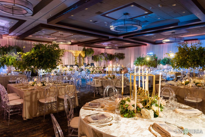 Wedding Reception Hyatt Regency Lake Tahoe Resort Fusion Wedding 1