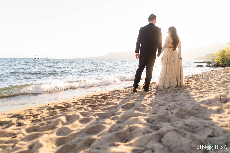 Couple Session Hyatt Regency Lake Tahoe Resort Fusion Wedding 02