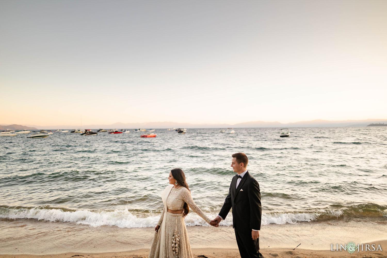 Couple Session Hyatt Regency Lake Tahoe Resort Fusion Wedding 04