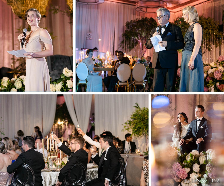 Speeches Hyatt Regency Lake Tahoe Resort Fusion Wedding Reception