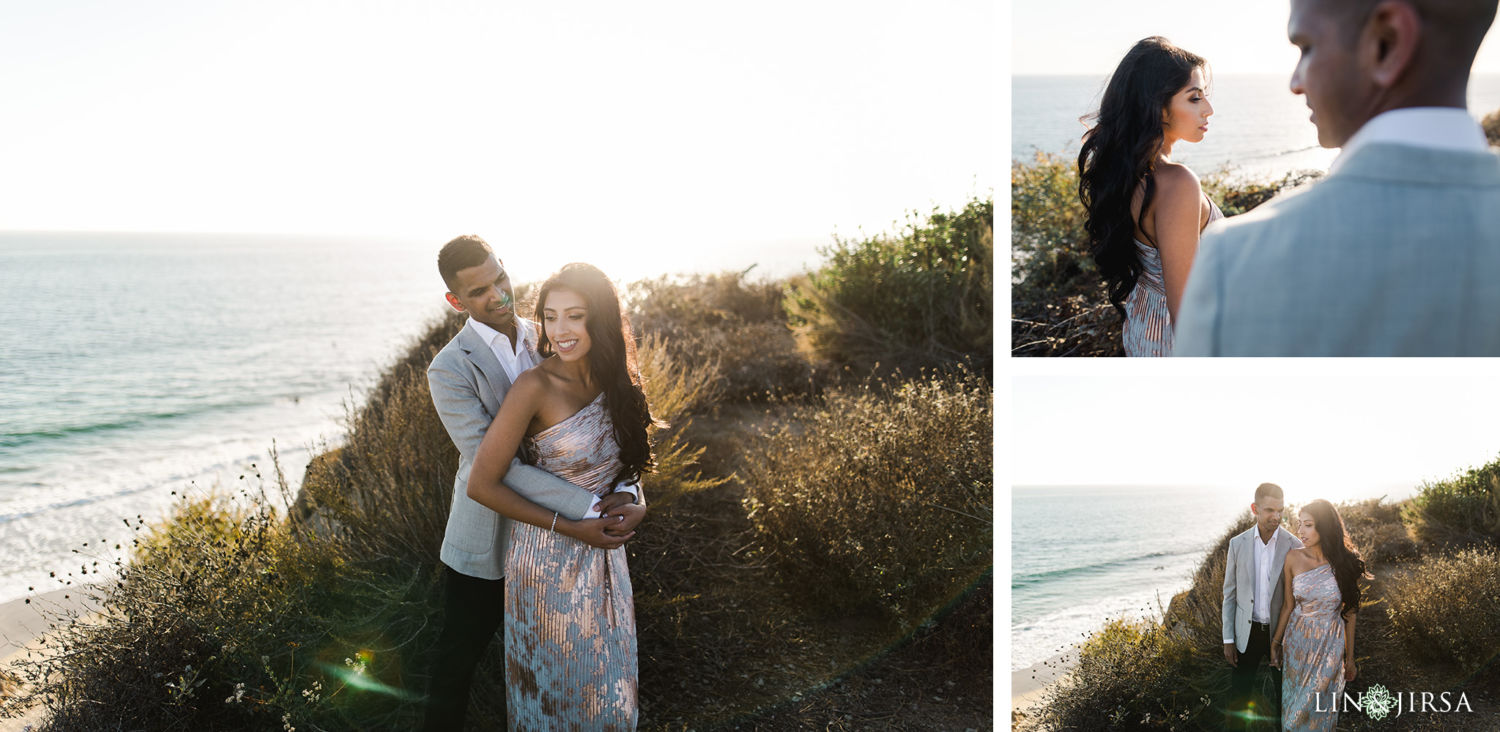 Little Treasure Cove Engagement Session Orange County Lin and Jirsa Photography 01