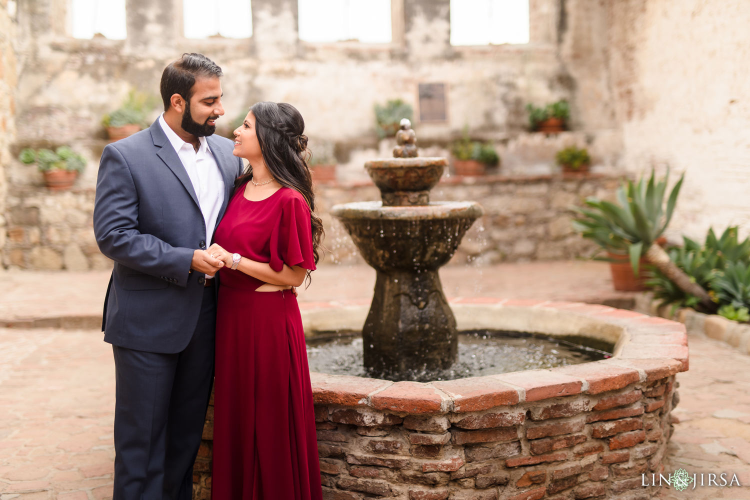 Mission San Juan Capistrano Thomas R. Riley Wilderness Park Engagement Session 03