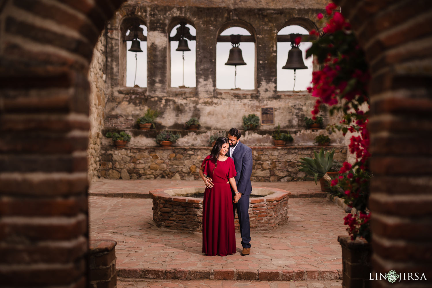 Mission San Juan Capistrano Thomas R. Riley Wilderness Park Engagement Session 04