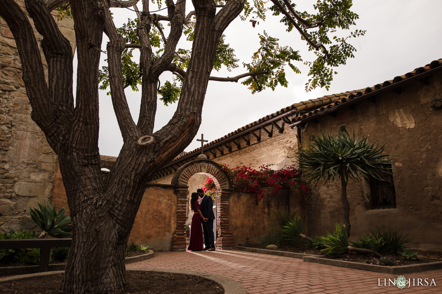 Mission San Juan Capistrano Thomas R. Riley Wilderness Park Engagement Session 05
