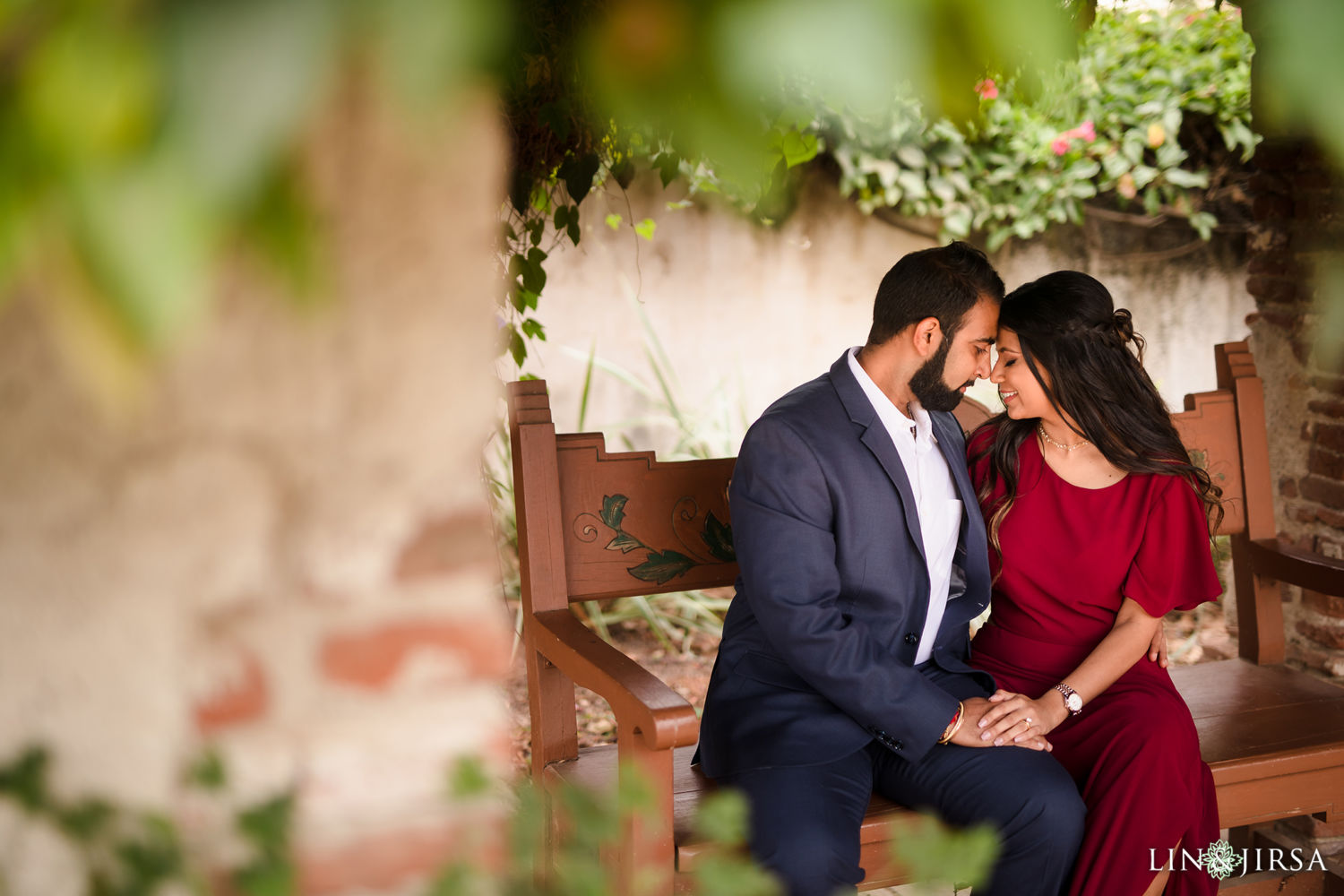 Mission San Juan Capistrano Thomas R. Riley Wilderness Park Engagement Session 08